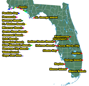 Florida, FL Vacation Rentals by Owner & Florida, FL Vacation Rental ...