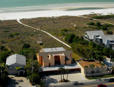 A Slice of Heaven siesta key beach front condo rental sarasota florida