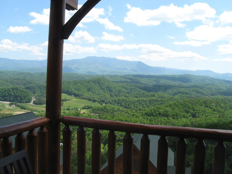 Awesome View of The Great Smoky Mountains