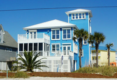 My Blue Heaven | Large Vacation Beachhouse Gulf Shores, AL