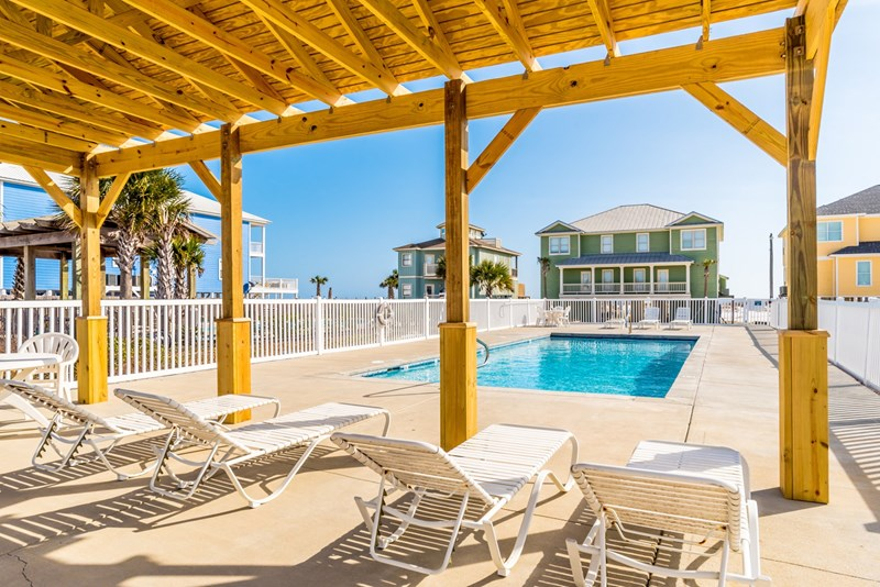 Heavenly Sunset Orange Beach Gulf Front House Rental Pool Wedding Friendly Family Luxury Private Home For Rent By Owner