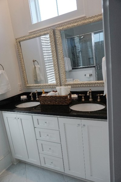 Master Bath Counter