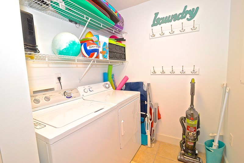 BIG Laundry & Utility Room